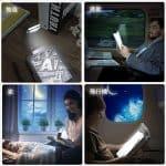 就寝前の読書に最適すぎる読書用LEDライトパネルまとめ